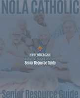 NOLACatholic Senior Resource Guide aims to assist local elderly