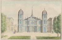 """""""The Church in the Crescent""""; Tricentennial Exhibit to open October 13"""