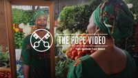 Pope Francis' May Prayer Intention- Christians of Africa, witnesses for peace