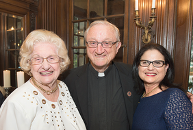 Longtime Loyola employee bequeaths $10 million