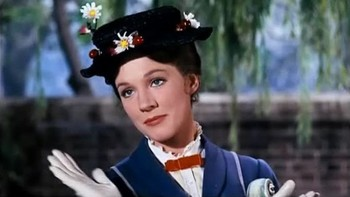 """Enough is as good as a feast."" - Mary Poppins"