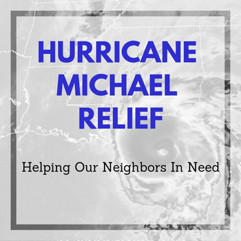 Hurricane Michael Supplies Collection