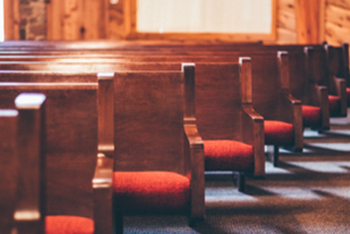 Why We Sit in the Front Pew
