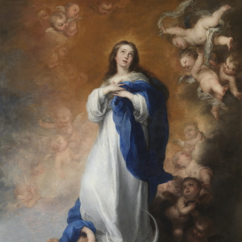 Feast of the Immaculate Conception is Saturday, December 8