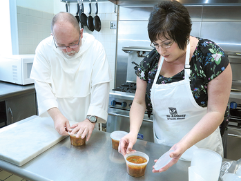 Soup and Stations: Fasting and Serving Others