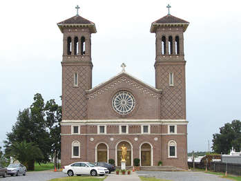 St. John the Baptist, Edgard, among oldest parishes