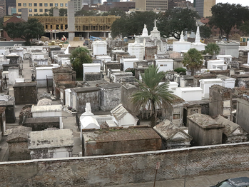 'Cities of the dead' speak loudly of N.O. history
