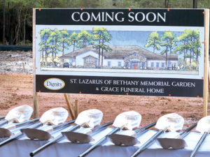 Northshore to get new cemetery, funeral home