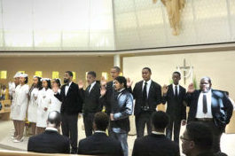 Knights Of Peter Claver Inaugurates Chapter At Xavier