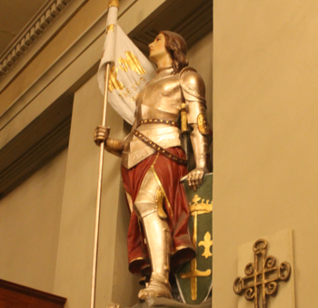 Saint of the Day: St. Joan of Arc