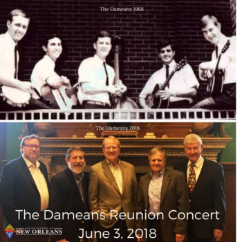 Relive the Memories and Make New Ones at The Dameans 50th Anniversary Concert