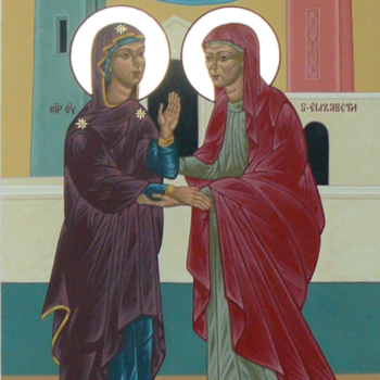 Today is the Feast of the Visitation