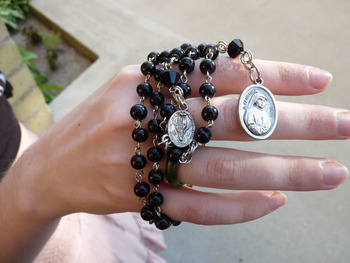 """Come Join Us"" on the 28-day Rosary Challenge"