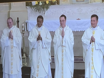 #ICYMI: The First Interviews With Our New Priests