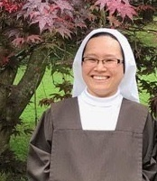 Solemn vows of Sr. Teresita of Merciful Love, OCD