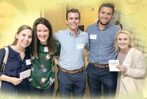 Young Catholic Professionals Bond Over Faith, Jobs