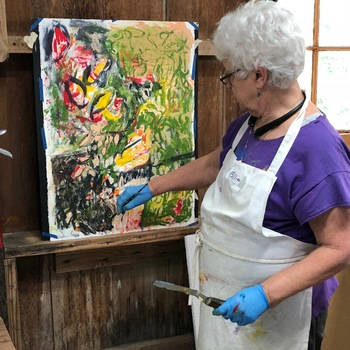 Abbey Art Works: Inaugural Artists' Retreat