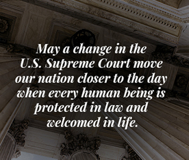 Novena for the Protection of Human Life -Day 1