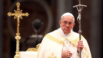 Update: Pope revises catechism to say death penalty is 'inadmissible'