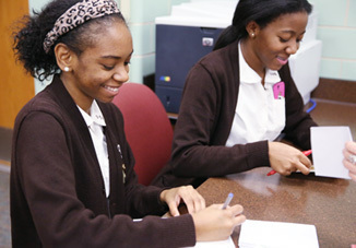Catholic Schools Touch All Bases for Success