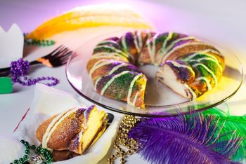 The Symbolism of the King Cake