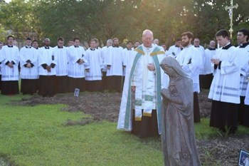Archbishop Aymond: Our seminaries offer superb priestly formation