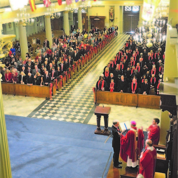Watch the 2019 Red Mass Live!