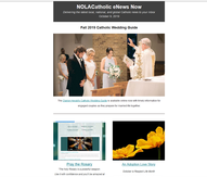 NOLACatholic eNews Now - October 9, 2019