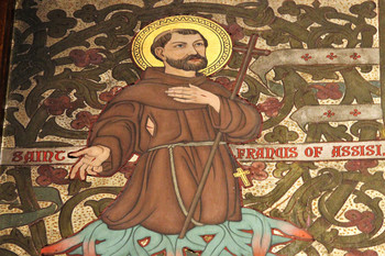 Today is the Feast of St. Francis of Assisi