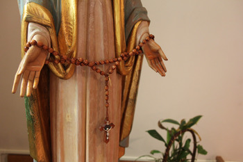 Today is the Feast of Our Lady of the Rosary