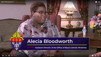 Meet Alecia Bloodworth in this week's Women in Witness