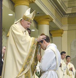 Watch the Priestly Ordination Mass Live!