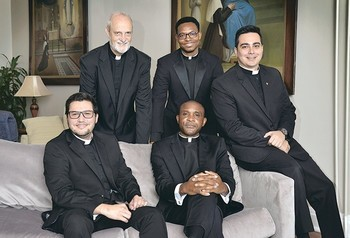 Meet the Transitional Deacons for 2019