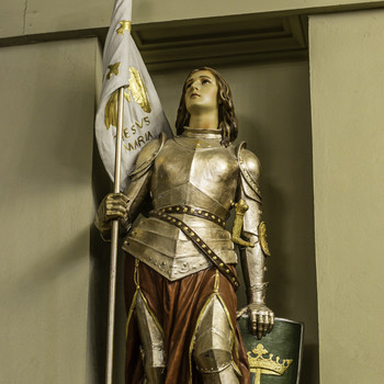 Prayer to St. Joan of Arc in Times of Trouble