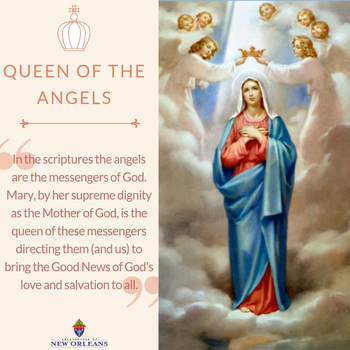 Mary, Queen of the Angels