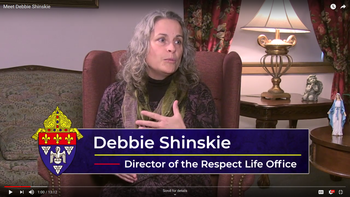 Women in Witness: Meet Debbie Shinskie