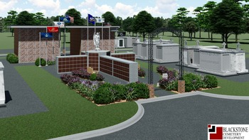 St. Michael the Archangel Cremation Garden Coming Soon to St. Louis Cemetery No. 3