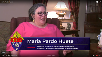 Women in Witness: Maria Pardo Huete