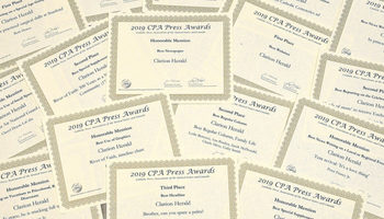 Clarion Herald garners 17 Catholic press awards