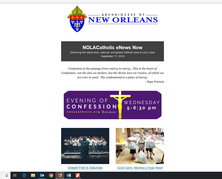 NOLACatholic eNews Now - September 11, 2019