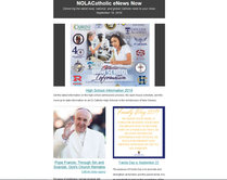 NOLACatholic eNews Now - September 18, 2019