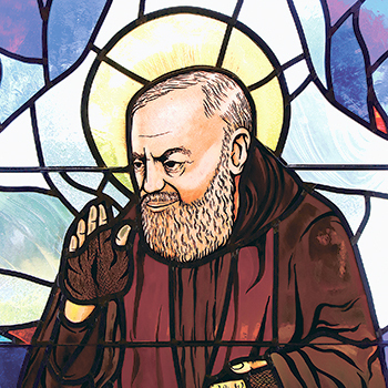 Padre Pio's Relics to be on Display in New Orleans and Lafayette