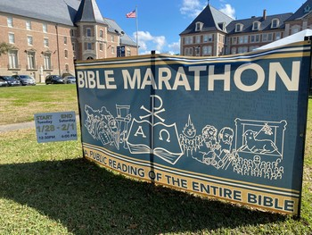 The Bible Marathon