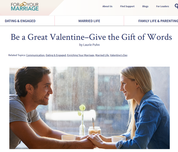 Be a Great Valentine–Give the Gift of Words