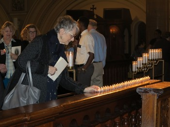 Annual Interfaith Service Memorializes the Homeless