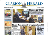 Read the Latest Clarion Herald Online Now