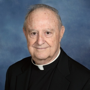 Funeral Services for Msgr. Earl Gauthreaux Begin Today