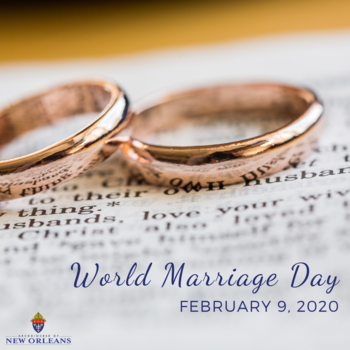 National Marriage Week: February 7-14