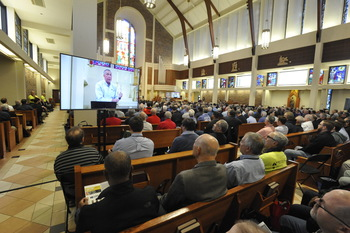 Archdiocesan Men's Conference: Mission Accomplished!