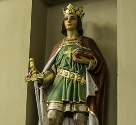 Today is the Feast of St. Louis King of France